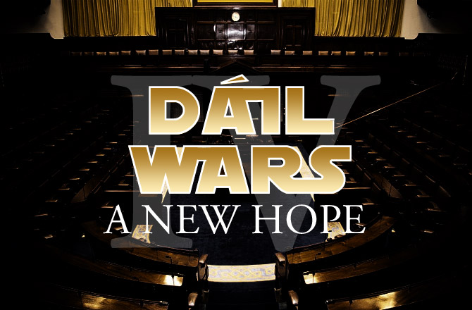 Dail Wars - A New Hope