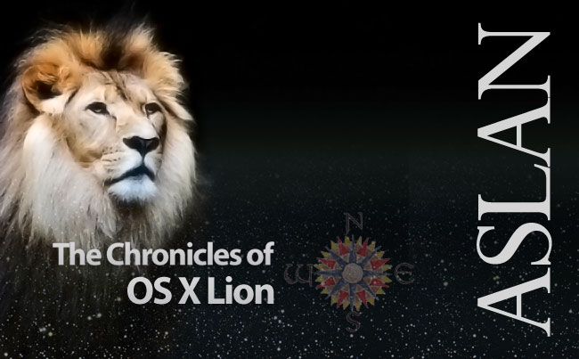 The Chronicles of OSX Lion